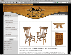 Amish Furniture Connections